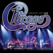 CD CHICAGO-GREATEST- HITS LIVE