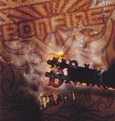 CD BONFIRE-Branded