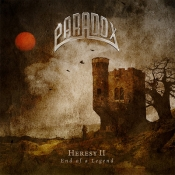 CD PARADOX - HERESY II - END OF A LEGEND