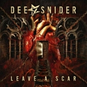 CD DEE SNIDER -Leave A Scar