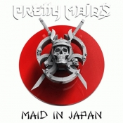2LP PRETTY MAIDS - MAID IN JAPAN - FUTURE WORLD LIVE 30 ANNIVE