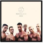 2LP Rammstein-HERZELEID(XXV Anniversary Edition - Remastered