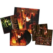 LP THE CROWN-Hell Is Here Ltd.