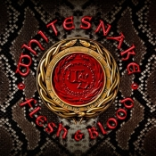 CD WHITESNAKE - FLESH & BLOOD