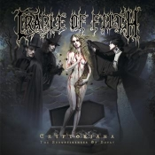 CD CRADLE OF FILTH-Cryptoriana - The seductiveness of decay