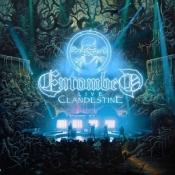 CD ENTOMBED - CLANDESTINE LIVE