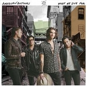 CD  AMERICAN AUTHORS-WHAT WE LIVE FOR