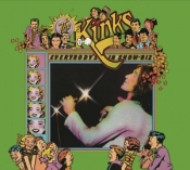 3LP The Kinks-Everybody's in Show-Biz Ltd.
