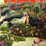 LP RIVAL SONS- FERAL ROOTS
