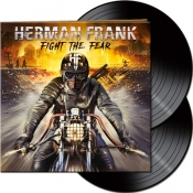 2LP HERMAN FRANK - FIGHT THE FEAR