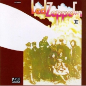 CD LED ZEPPELIN - LED ZEPPELIN II