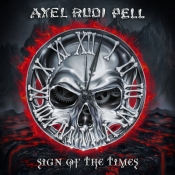 2LP AXEL RUDI PELL - SIGN OF THE TIMES