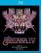 BRD SANTANA CARLOS-SANTANA IV - Live At The House of Blues Las V