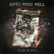CD AXEL RUDI PELL-Game Of Sins