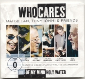 CD   WHO CARES - Ian Gillan, Tony Iommi & Friends	The Compila