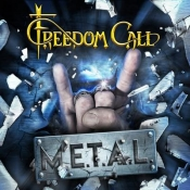 CD FREEDOM CALL-M.e.t.a.l.