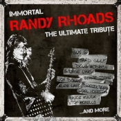 2LP  IMMORTAL RANDY RHOADS - THE ULTIMATE TRIBUTE