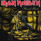 CD IRON MAIDEN-PIECE OF MIND
