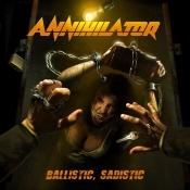 CD ANNIHILATOR-BALLISTIC,SADISTIC