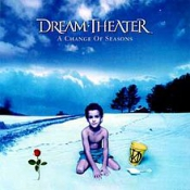 CD DREAM THEATER-A CHANGE OF SEASONS