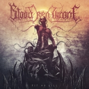 CD BLOOD RED THRONE - FIT TO KILL