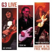 2CD  G3- G3 LIVE:Rockin' in the Free World