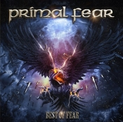 2CD PRIMAL FEAR-Best Of Fear