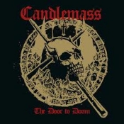 2LP CANDLEMASS - THE DOOR TO DOOM