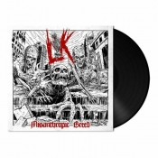 LP LIK - MISANTHROPIC BREED