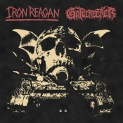 CD Iron Reagan/Gatecreeper - Split