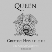 3CD QUEEN - THE PLATINUM COLLECTION