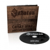 CDdigi SABATON -The Great War
