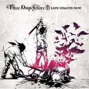 LP THREE DAYS GRACE- LIFE STARTS NOW