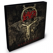 BOX 7'Lp  SLAYER - REPENTLESS 7'LP BOX LTD.
