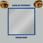 2CD URIAH HEEP-LOOK AT YOURSELF