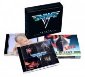 CD BOX VAN HALEN-DELUXE