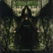 CD DIMMU BORGIR - Enthrone Darkness Triumph