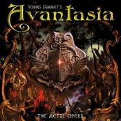 CD AVANTASIA - Metal Opera