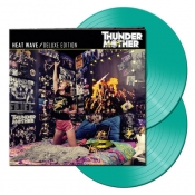 2LP THUNDERMOTHER - HEAT WAVE DELUXE