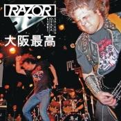 CD RAZOR - LIVE! OSAKA SAIKOU
