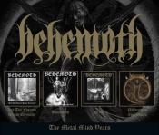 4CD BEHEMOTH - METAL MIND YEARS