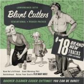 CD LAWNMOWER DETH - Blunt Cutters