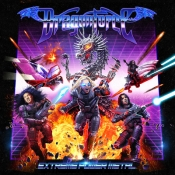 CDdigi DRAGONFORCE - EXTREME POWER METAL