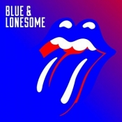 2LP ROLLING STONES-BLUE & LONESOME