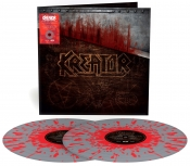 2LP KREATOR-UNDER THE GUILLOTINE
