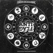 CD Anti-Flag-AMERICAN RECKONING
