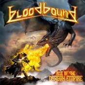CD  BLOODBOUND - RISE OF THE DRAGON EMPIRE