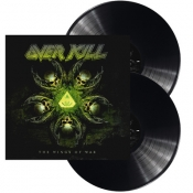 2LP  OVERKILL - THE WINGS OF WAR