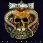 LP BOLT THROWER - SPEARHEAD / CENOTAPH LTD.