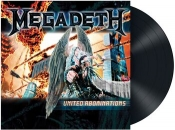 LP MEGADETH -UNITED ABOMINATIONS  (2019 REISSUE)